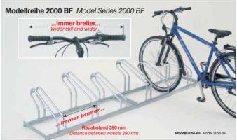 Modellreihe 2000 BF (mit großem Radabstand)