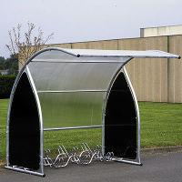Fahrrad-Überdachungen