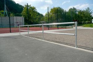 Barrieren & Schutzgitter