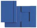 3926 Sammelmappe, A4, Hartpappe, blau, 1 St.