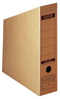 6083 Archiv-Sammler, A4, Feinwellpappe, naturbraun, 1 St.