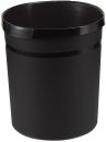 Papierkorb GRIP KARMA - 18 Liter, rund, 100%...