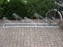 Fahrrad-Reihenparker TYP P 561-S/R-5 R mit 5...