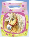 Partytüte Pferde - 6 Stück, 10 St.