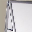 Kundenstopper Waterproof Board, DIN A1 Gehrung
