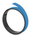 Magnetband, 100 cm x 5 mm, 1 mm, hellblau