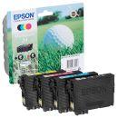 EPSON 34 / T3466 schwarz, cyan, magenta, gelb Tintenpatronen