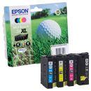 EPSON 34XL / T3476XL schwarz, cyan, magenta, gelb...