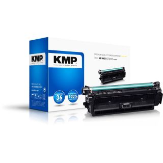 KMP H-T223CX cyan Toner ersetzt HP 508X