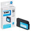 KMP H166CX cyan Tintenpatrone ersetzt HP 953XL