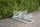 Bügelparker 2160, zweiseitige Radeinstellung, Feuerverzinkter Stahl, 10 Einstellplätze (5 pro Seite)