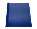 POV® Imagethermobindemappen, Lederstruktur blau, 50er...