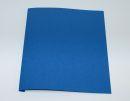POV® Imagethermobindemappen, Leinenstruktur blau,...