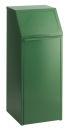 Abfallsammler 70 Liter, Grün
