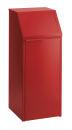 Abfallsammler 70 Liter, Rot