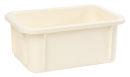 Stapelbox 5 Liter, Weiß, 4er Pack
