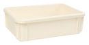 Stapelbox 10 Liter, Weiß, 4er Pack