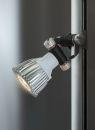 Wandvitrine 1111000-W, 1000 x 300 x 984 mm, LED-Beleuchtung