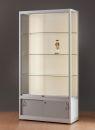 Standvitrine 3111000-O, 1000 x 400 x 1972 mm,...