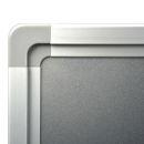 Silverboard Softline 90 x 180 cm