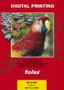 FOLEX-BG-72-WO Spezialfolie DIN A4, 125 Mic für...