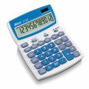 Ibico 212X Tischrechner, weiß/blau