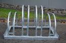Bogenparker 5154, zweiseitige Radeinstellung, 4...