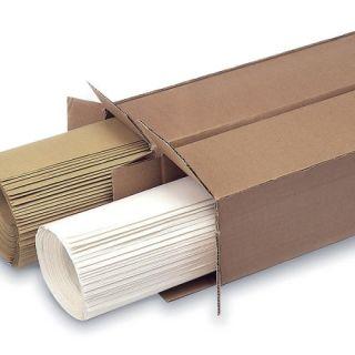 Magnetoplan Pinwandpapier, braun, 50 Bogen