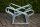 Bügelparker 2154 BF, mit großem Radabstand (39cm), zweiseitige Radeinstellung, 4 Einstellplätze