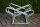 Bügelparker 2156 BF, mit großem Radabstand (39cm), zweiseitige Radeinstellung, 6 Einstellplätze