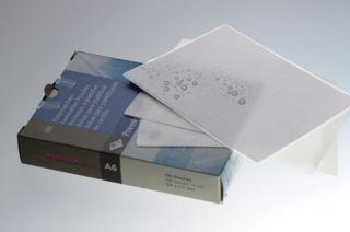 Renz Laminierfolie, DIN A6 (154 x 111 mm), 80 mic, 100 Stück
