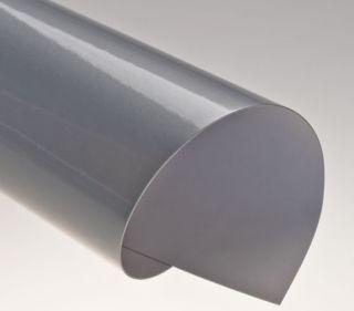 Rückwände, Chromo silber glänzend, DIN A4, 250g/qm, VE mit 100 Stück