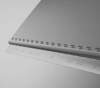 Renz Abheftstreifen US-Teilung (3 x 8 mm), für DIN A4