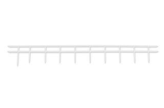 ACCO/GBC Bindesets (Bindestrips) für Surebind 1, 2 und 3. A4. Farbe weiß, 100er Packung, Größe 1 Zoll, 25 mm