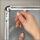 Infoboard Classic, DIN A4 Querformat