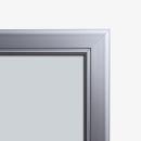 SCZ - Outdoor Menu Case 1 x A4, Speiseschaukasten Hochformat