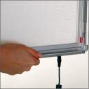 LED Leuchtrahmen Slim Frame eins., DIN A4