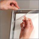Klapprahmen Waterpro, DIN A4 Gehrung