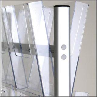 Prospektständer Info Center, 16 x DIN A4
