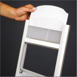 Prospektständer Slide In, 2 x DIN A4
