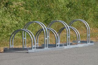Bogenparker, einseitige Radeinstellung