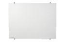 Glastafel, 100 x 150 cm, weiß