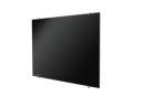 Glastafel, 100 x 150 cm, schwarz
