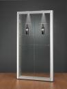 POV® Standvitrine 150-Tech, 1106 x 150 mm,...