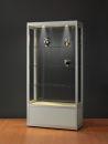 POV® Standvitrine V8 1000-O-Tech, mit Beleuchtung,...