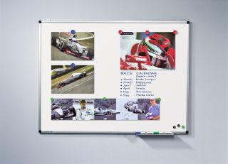 Legamaster Premium Whiteboard 75 x 100 cm, lackierte Oberfläche