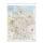 Franken Straßenkarte, Deutschland, laminiert, 137 x 97 cm (H x B)
