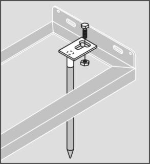 Bodenanker (2er-Set)