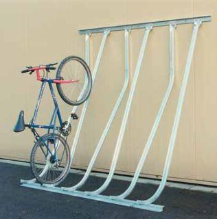 Fahrrad-Kufenparker Modell: P 51-M 6 mit 6 Einstellplätze
