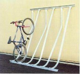 Fahrrad-Kufenparker Modell: P 51-M10 mit 10 Einstellplätze